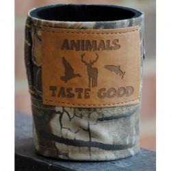 Animals Taste Good Hunting...